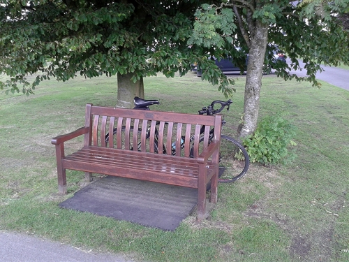 Newtown bench