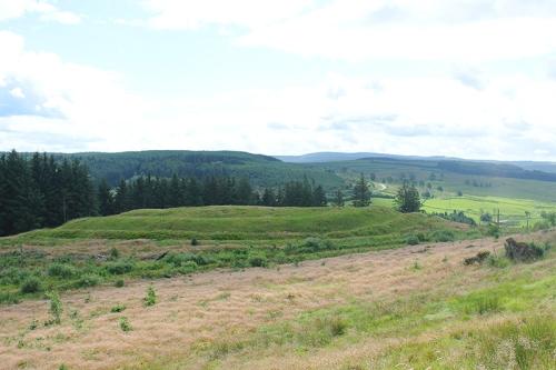 Bessie's hill fort