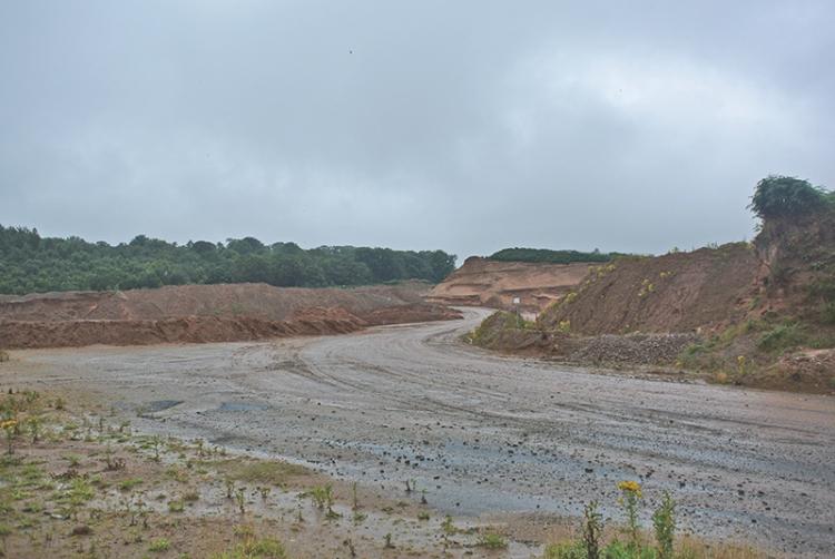 Gelt quarry