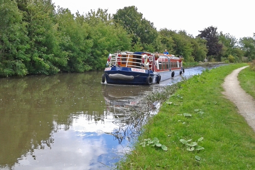 Trent and mersey canal