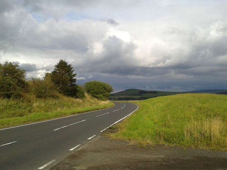 Liddesdale road