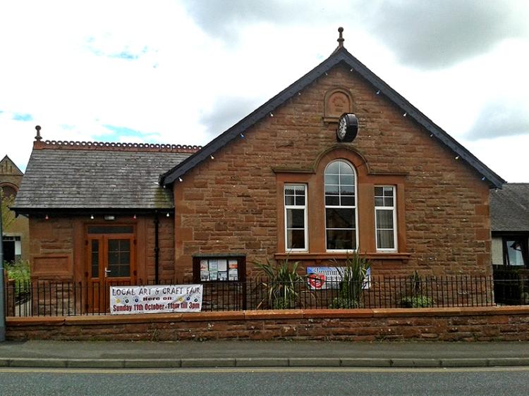Stormont Hall