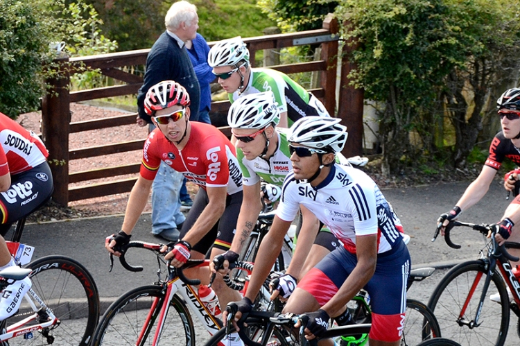 Tour of Britain 2015