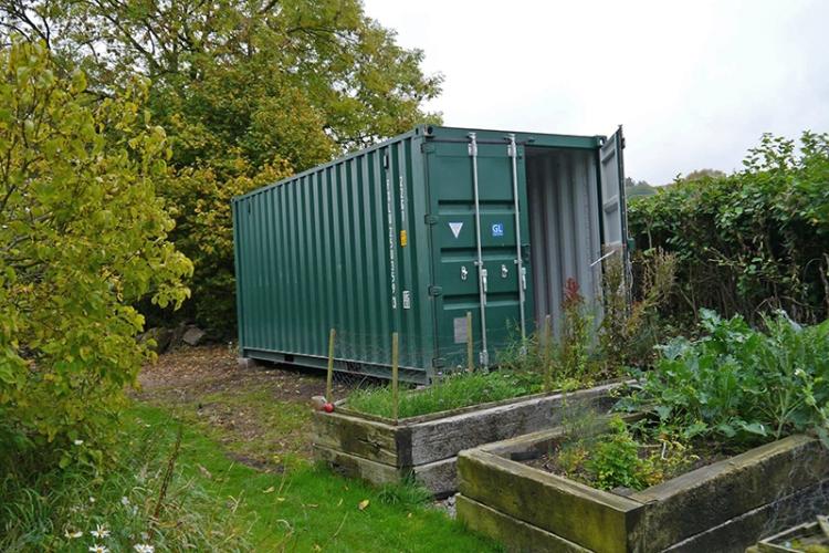 Sue's container