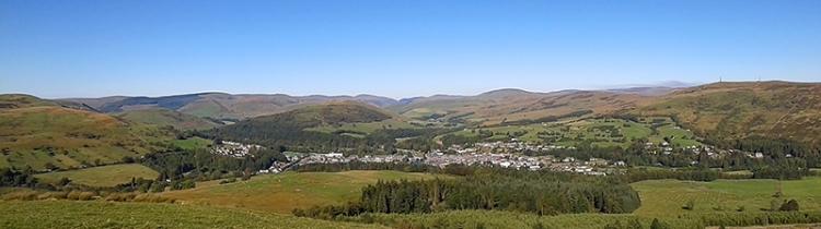 Warbla panorama