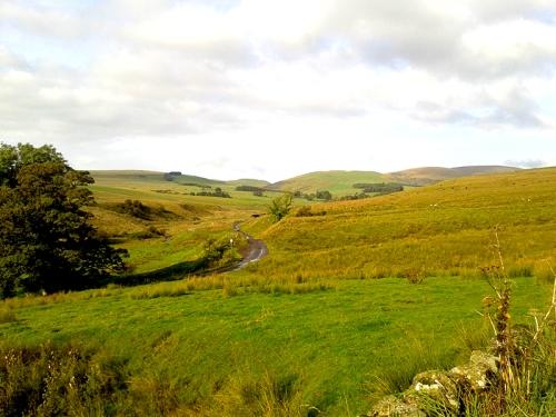 View towards Winterhope
