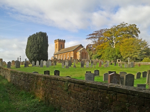 Kirklinton Church