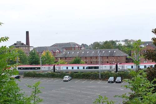 Carlisle railway and brewery