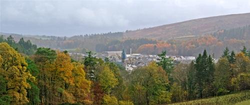 Langholm in autumn