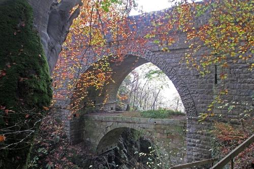Rumbling Bridge