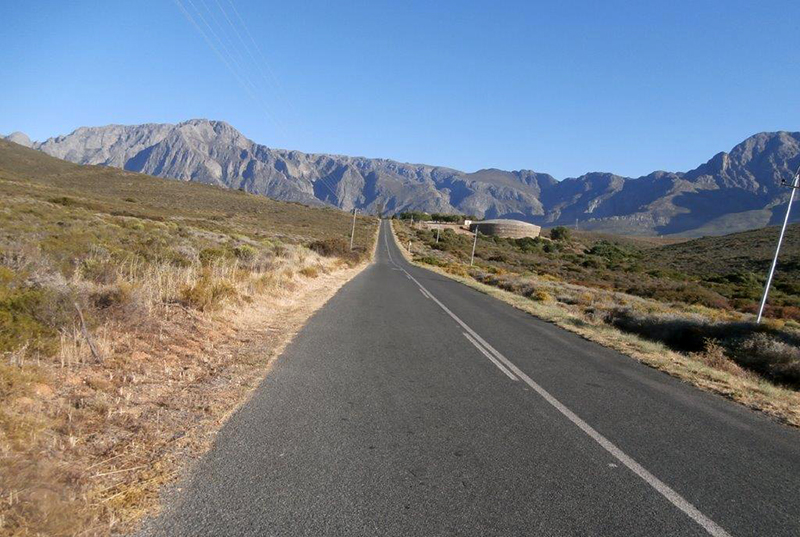 cycle route south africa