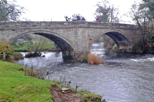 River Dove at Ellastone