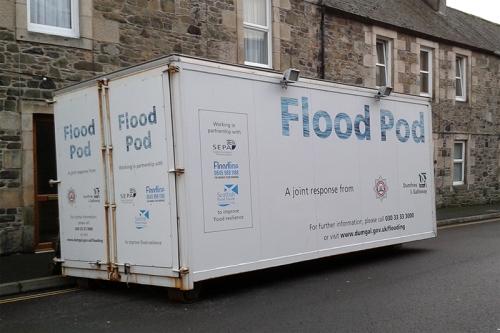 Flood Pod