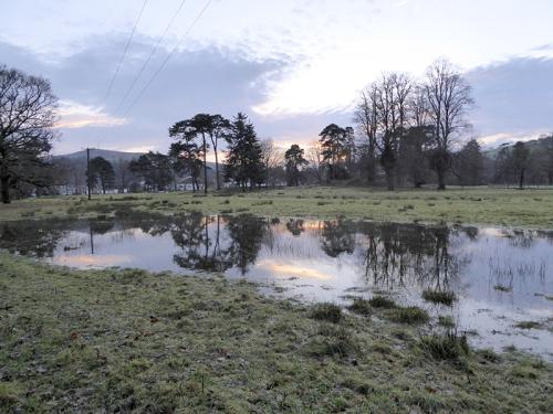 Castleholm puddle