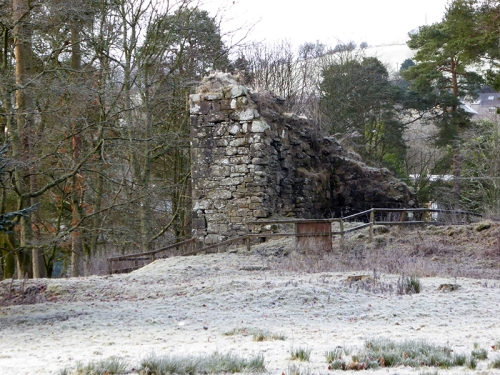 Langholm Castle