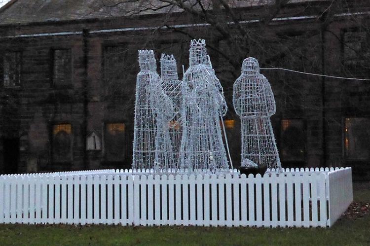 St Cuthbert's nativity