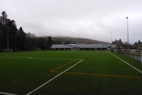 School pitch