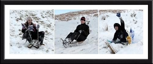 Jeremy sledging