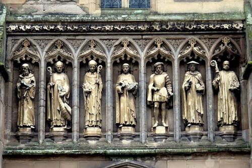 Leicester saints
