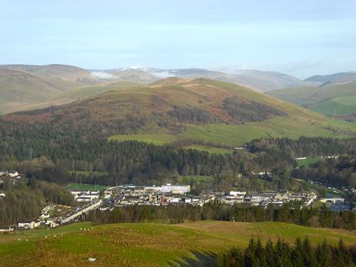 views from warbla