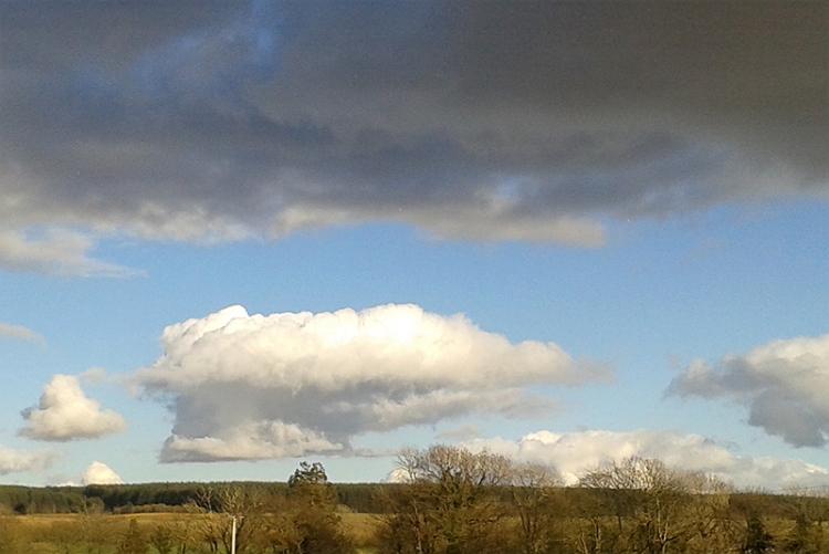waterbeck clouds