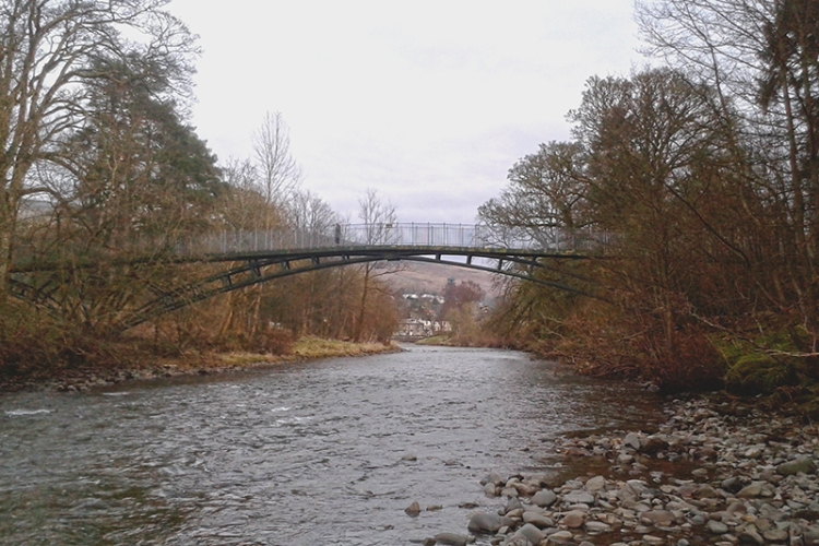 Jubillee Bridge
