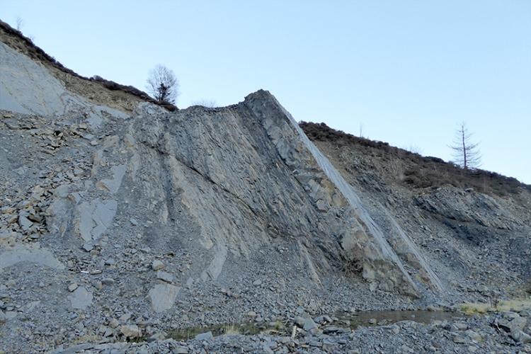 Quarry at peden's view