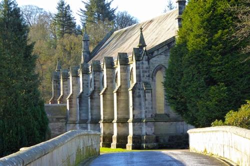 Langholm Parish Church