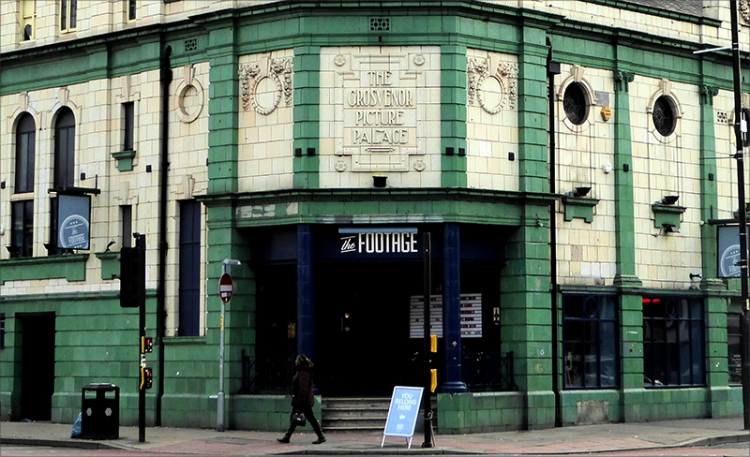 Grosvenor Picture Palace