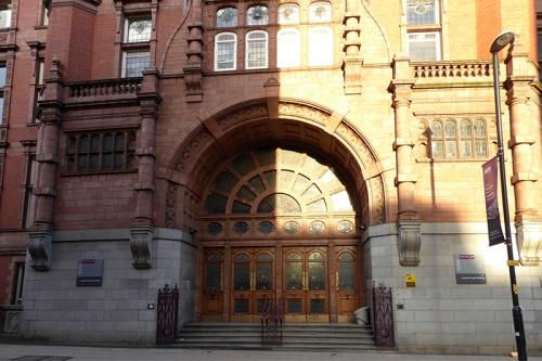 Manchester doorway