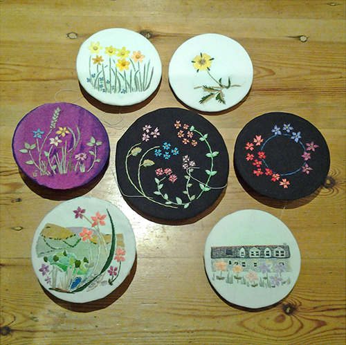 sewing samplers