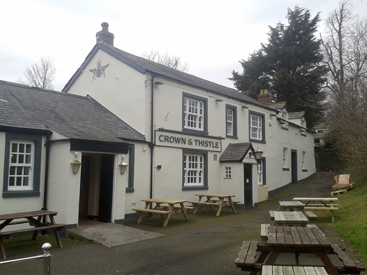 Crown and Thistle Rockcliffe