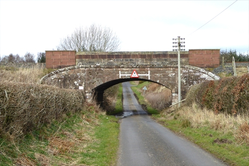 Rigg railway bridge