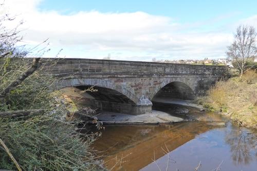 Sark bridge Gretna