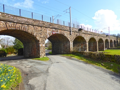 kirtlebridge viaduct