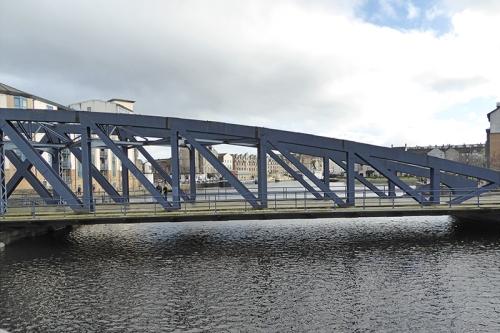 leith docks