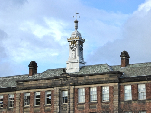 Leith building