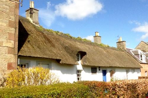 Thatched cottage Denholm