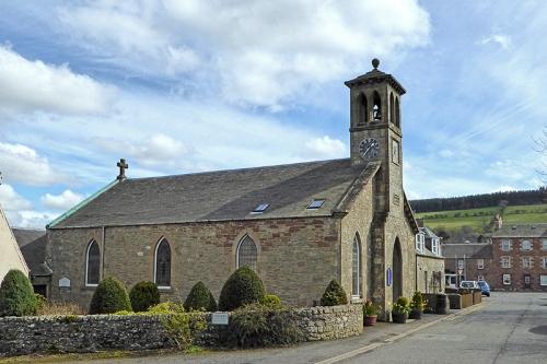 Denholm Church