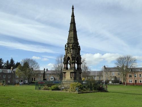 Leyden monument