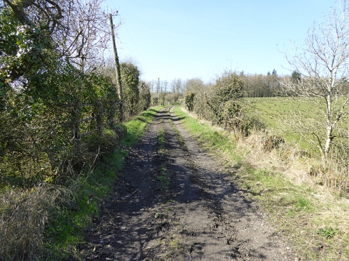 old railway at Gilnockie