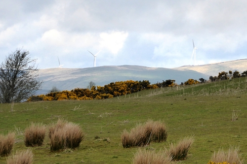 ewe hill wind farm