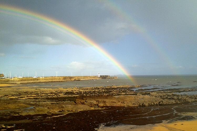anstruther rainbow