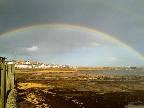 anstruther rainbow