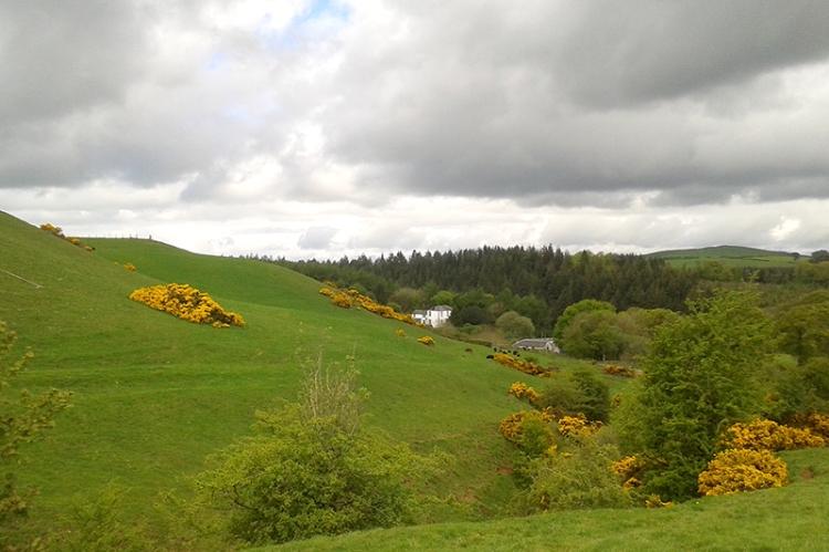 Lockerbie road