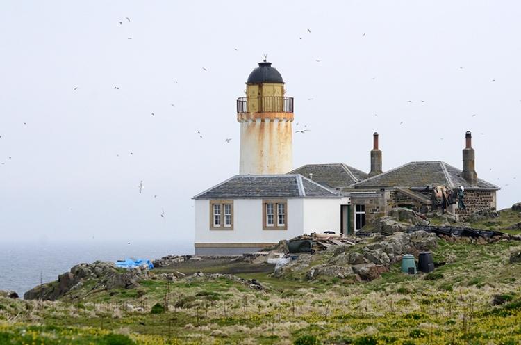 Lower light house