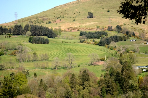 Langholm Golf club