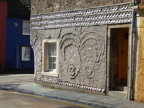 Anstruther shell house