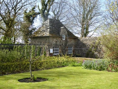 Kellie Castle garden