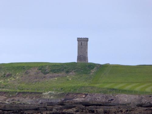 anstruther beach tower